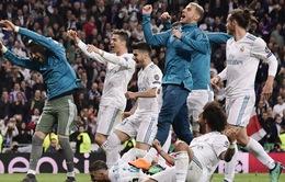 Real Madrid vào chung kết Champions League với nhiều kỷ lục được xác lập