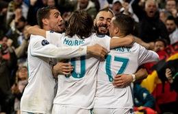 Hoà kịch tính, Real lần thứ 3 liên tiếp vào chung kết Champions League