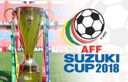 14h00 hôm nay (2/5) bốc thăm AFF Cup 2018