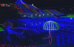 Lung linh lễ hội ánh sáng tại Trung Quốc