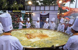 Đà Nẵng: Xác lập kỷ lục chiếc bánh xèo lớn nhất Việt Nam