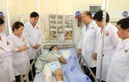 Vụ tai nạn nghiêm trọng tại Lâm Đồng: Đại diện Bộ Y tế lập tức có mặt