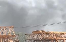 Khói bụi, chất thải của khu công nghiệp làm khổ người dân Đông Nam Bộ