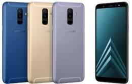 """Samsung """"thổi lửa"""" vào phân khúc tầm trung với bộ đôi Galaxy A6 và A6+"""