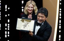 Phim Shoplifters của Nhật Bản đoạt Cành Cọ Vàng ở Cannes 2018
