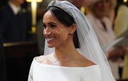Cận cảnh chiếc váy cưới của cô dâu Hoàng gia Meghan Markle