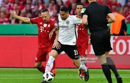 Kết quả bóng đá châu Âu rạng sáng ngày 20/5: Bayern Munich thua sốc chung kết cúp QG Đức