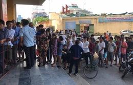 Sốt vé trận CLB Nam Định - CLB Hà Nội