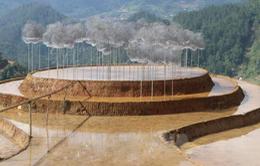 """Yên Bái: Triển lãm nghệ thuật cảnh quan """"Mây pha lê - La Pán Tẩn 2018"""""""