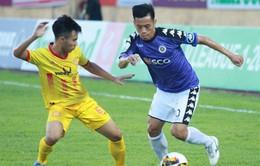 CLB Nam Định 0-2 CLB Hà Nội: Thắng trên sân khách, CLB Hà Nội gia cố ngôi đầu!