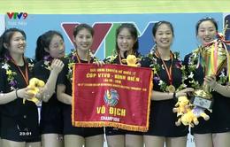 VIDEO Giang Tô (Trung Quốc) 3-2 BIP (Mỹ): Nghẹt thở giành ngôi vô địch
