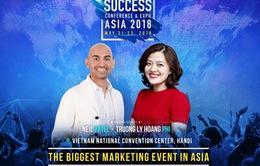 Trực tiếp THS 10h00: Giao lưu cùng Top 1 Marketer toàn cầu và Shark Tank Việt – Trương Lý Hoàng Phi