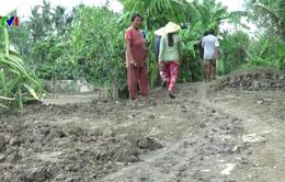 Dân góp tiền làm đường, dự án vẫn nằm trên giấy