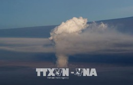 Mỹ cảnh báo mối đe dọa mới do núi lửa Kilauea phun trào tại Hawaii