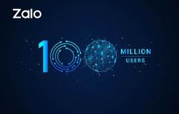 Zalo cán mốc 100 triệu người dùng