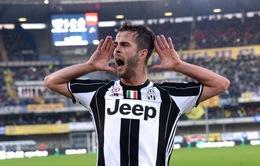 Real Madrid đã ở rất gần ngôi sao tuyến giữa của Juventus