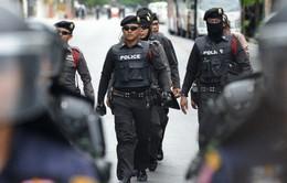 Thái Lan công bố khu vực cấm biểu tình