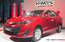 Toyota Yaris 2018 ra mắt, giá chưa đến 300 triệu đồng