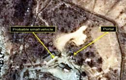 Những hoài nghi về việc đóng cửa bãi thử hạt nhân Punggye-ri