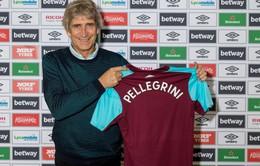 West Ham chi đậm, mời Pellegrini về làm HLV trưởng