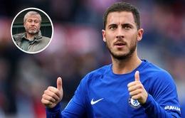 Chelsea đầu tư 100 triệu bảng để... chiều Hazard