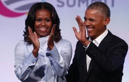 Vợ chồng cựu Tổng thống Mỹ Obama hợp tác sản xuất nội dung với Netflix