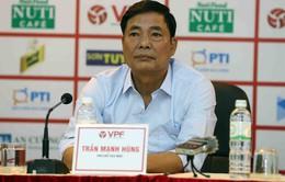 Phó Chủ tịch Trần Mạnh Hùng xin từ chức tại VPF