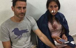 Nữ du khách suýt bị cưỡng hiếp khi tới Mexico cùng chồng chưa cưới