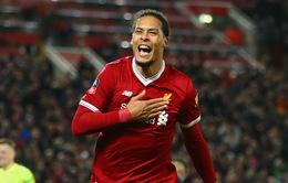 Van Dijk lý giải quyết định chọn Liverpool thay vì Man City