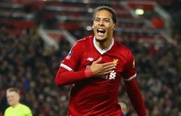 Liverpool đón loạt tin vui trước cuộc tiếp đón Leicester City