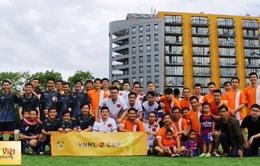 Giải bóng đá cộng đồng người Việt tại Hà Lan năm 2018