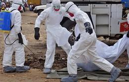 WHO cảnh báo dịch bệnh Ebola tại Congo có nguy cơ lan rộng