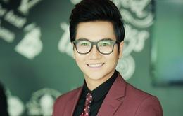 Công Tố xuất hiện như trai Hàn tại họp báo Liên hoan thiếu nhi quốc tế 2018