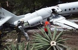 Máy bay trượt khỏi đường băng tại Honduras, 6 công dân Mỹ bị thương