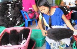 Nghề buôn tóc ở Myanmar gặp khó vì nguồn cung khan hiếm