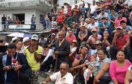 Colombia sơ tán khẩn cấp 24.000 dân do nguy cơ vỡ đập thủy điện