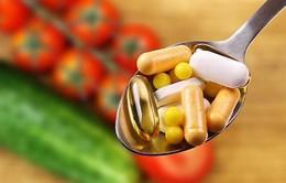 Thời điểm nào uống vitamin tốt nhất?