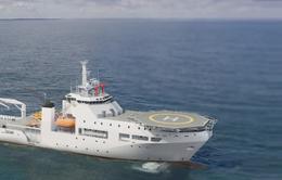 Việt Nam đóng tàu cứu nạn tàu ngầm đa năng đầu tiên