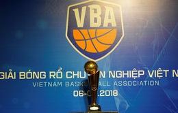 Họp báo công bố giải bóng rổ chuyên nghiệp Việt Nam - VBA 2018