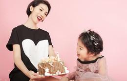Xuân Lan thừa nhận cưng chiều con gái đến mức báo động