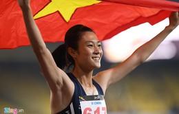 Nghị lực vươn đến thành công của nữ hoàng tốc độ Lê Tú Chinh