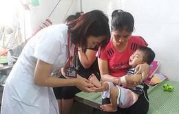 Nghệ An: Cảnh báo bùng phát bệnh tay chân miệng