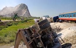 Vụ tai nạn đường sắt nghiêm trọng tại Thanh Hóa: Triệu tập 2 nhân viên gác chắn để điều tra