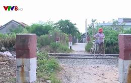 Gia tăng tai nạn giao thông đường sắt tại Phú Yên