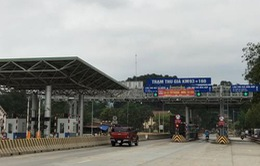 Bắt đầu áp dụng thu phí trên cao tốc Bắc Giang - Lạng Sơn