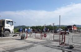 Tạm giữ hình sự 2 nhân viên gác chắn trong vụ lật tàu tại Thanh Hóa