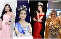 Điểm danh 5 Hoa hậu đăng quang từ đầu năm 2018