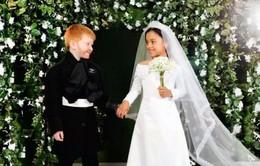Đám cưới Hoàng gia phiên bản nhí