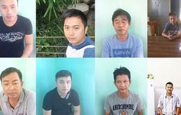Quảng Nam khởi tố 11 đối tượng liên quan đường dây cá độ bóng đá qua mạng