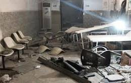 Bệnh viện và các cơ sở y tế trở thành mục tiêu tấn công chính trên toàn thế giới năm 2017